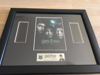 Authentic Original Harry Potter Film Cell