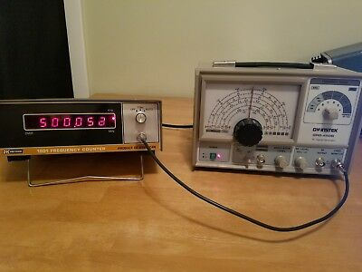 B&K Precision Dynascan 1801 Frequency Counter
