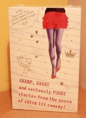 Dyan Sheldon 3 Book Slipcase Brand New & Sealed Perfect Life Confessions of