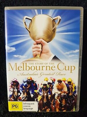 DVD - The Story Of The Melbourne Cup - Australia's Greatest Race