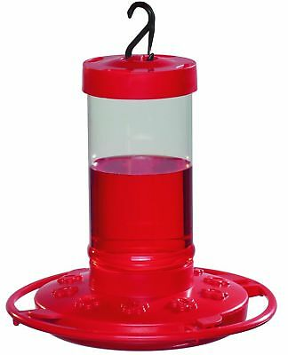 First Nature 3051 Hummingbird Feeder 16-Ounce