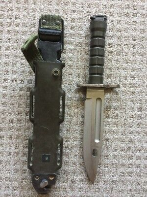 M9 PHROBIS 3' Bayonet ' Aust' & U.S Issued '  Genuine Issued