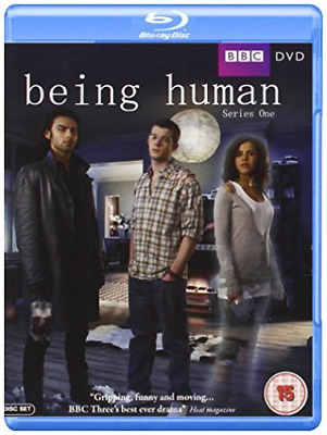 Russell Tovey, Lenora Crichlow-Being Human: Complete Series 1  Blu-ray NUEVO