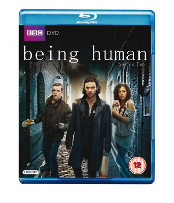 Russell Tovey, Lenora Crichlow-Being Human: Complete Series 2  Blu-ray NUEVO