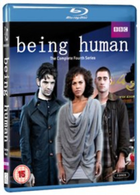 Anthony Flanagan, Lenora Cr...-Being Human: Complete Series 4  Blu-ray NUEVO