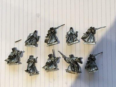 LotR Ringwraiths / Nazgul x 9 - Games Workshop GW - Lord of the Rings