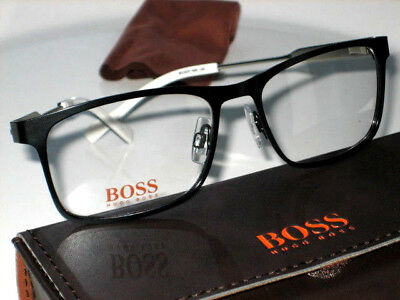 BOSS Brille 0231 92K Black/Matt Aktuelle Kollektion, NEU !