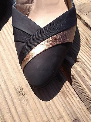 Vintage Shoes Scarpe Donna N. 37 1/2 - Norma J•baker New York - Made In Italy