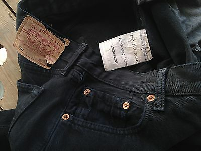 Levi's 501 Vintage Jeans W 31 Made In Europe 00501 0165 31X34   049221 2199 1965