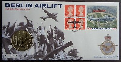 1999 Anniversary of the Berlin Airlift Coin Cover