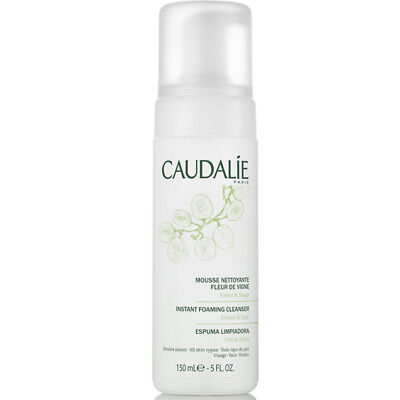 CAUDALIE Instant Foaming Cleanser 150ml #9219 NO LID