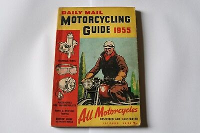 Daily Mail Motorcycling Guide 1955