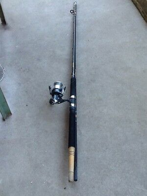 Penn Ultimate Collection Series 12 Inch Surf Rod Jarvis Walker Triumph Reel