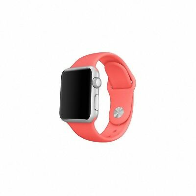 Apple Watch Band 38Mm Sport S/m M/l Stainless Steel Pin 316L Pink New Mj4K2Zm/a