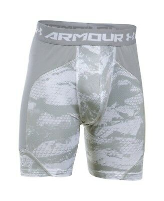 (Youth Medium, White/Baseball Gray) - Under Armour Boys' Undeniable Spacer