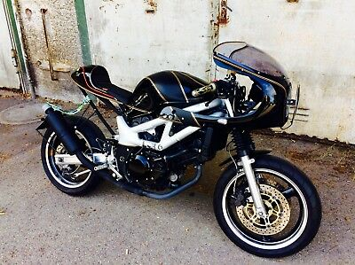 Cafe Racer, Roadster, Custombike, Suzuki, SV650, Radical, Nakedbike, Bobber