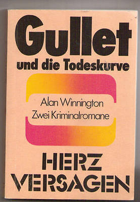 Zwei Kriminalromane  -  Alan Winnington