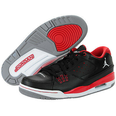 41d231d8b192a7 AIR JORDAN MENS Sc-1 Low 599929-001 Bred Fire Red Cement Og Retro ...
