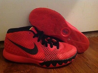 """Nike Kyrie 1 """"Deceptive Red"""" 3 Youth Kids GS Boys Girls"""