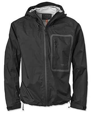 (XX-Large, Black) - Orvis Encounter Jacket. Unbranded. Best Price