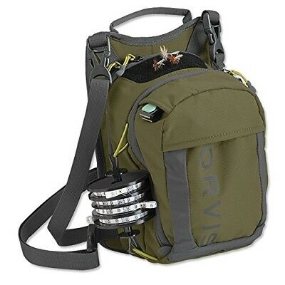 (Olive/Gray) - Orvis Safe Passage Chip Pack / Only Safe Passage Chip Pack