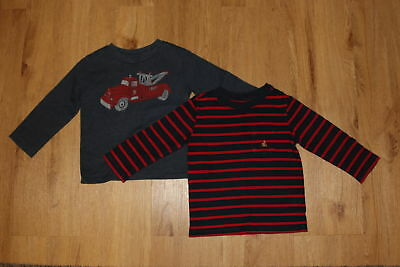 Two GAP Tops Size 18-24 months