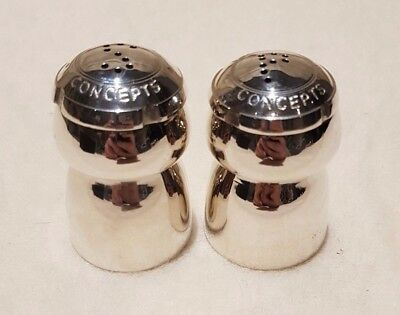 Culinary Concepts Champagne Cork Salt and Pepper Shakers - In box