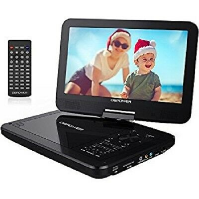 portabler dvd player zwei 18cm display picclick de. Black Bedroom Furniture Sets. Home Design Ideas