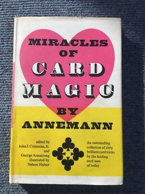 Miracles Of Card Magic By Anemann