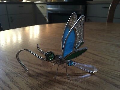 glass grasshopper collectible