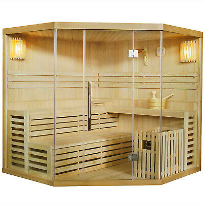 saunen sauna schwimmbecken heimwerker picclick de. Black Bedroom Furniture Sets. Home Design Ideas