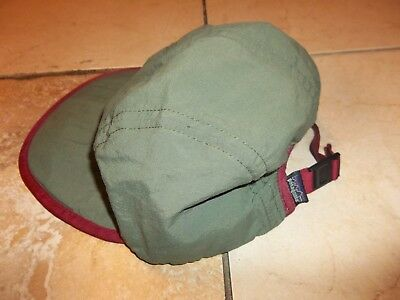 vintage patagonia hat cap  big bill adjustable made in usa sz M