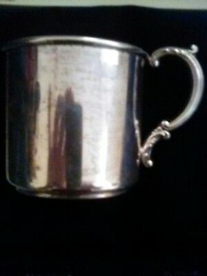 Antique Wolfenden  Sterling Silver Baby Child's Cup No Mono,no dents