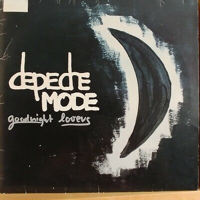 DEPECHE MODE - Goodnight Lovers - Red Translucent Vinyl - Limited Edition