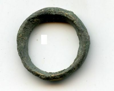 Authentic ancient bronze Celtic ring money, 800-500 BC, Central Europe (ex-CNG)