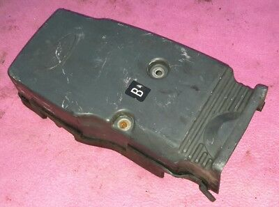 ESCORT MK3 MK4 RS TURBO XR3i CVH CAM BELT COVER ORIGINAL FORD + FIESTA XR2/2