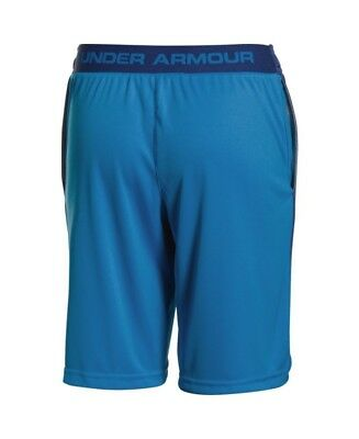(Large, Pool / American Blue) - Under Armour Boys' Tech Novelty Short. Unbranded