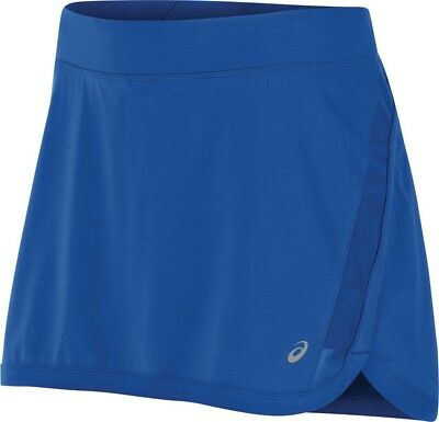 (X-Small, New Blue) - ASICS Women's Interval Skort. Unbranded. Shipping Included