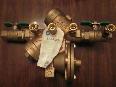 "3/4"" Wilkins 975Xl Backflow Preventer"