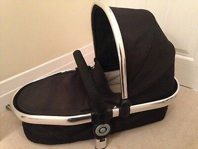 icandy Peach Blossom Carrycot Black