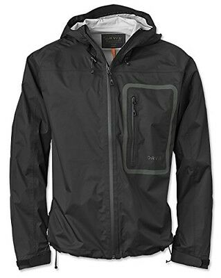 (X-Large, Black) - Orvis Encounter Jacket. Unbranded. Huge Saving