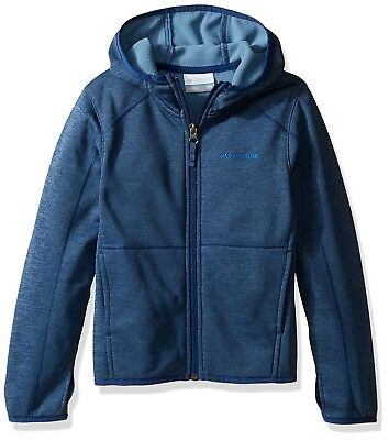 (X-Large, Carbon Heather) - Columbia Boys Hoodie S 'more Adventure, Boys',
