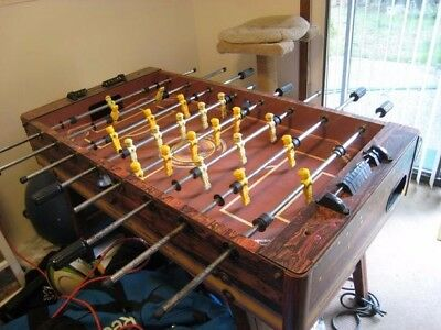 Tournement Soccer - The Million Dollar Table - Fussball Table