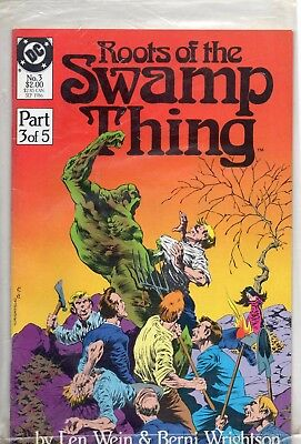 Roots of the Swamp Thing Part 3 of 5
