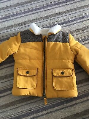 Winter Jacket Baby M & S, age 3-6 months