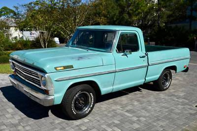 1968 Ford F-100  1968 Ford F100 408 Stroker