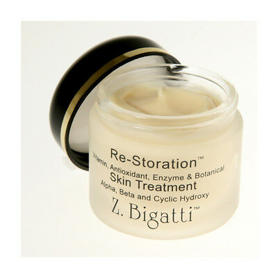 Z. BIGATTI Re-Storation Skin Treatment #1156 SCUFFED OUTER BOX