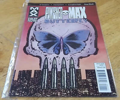 Punisher MAX: Butterfly (One-Shot)