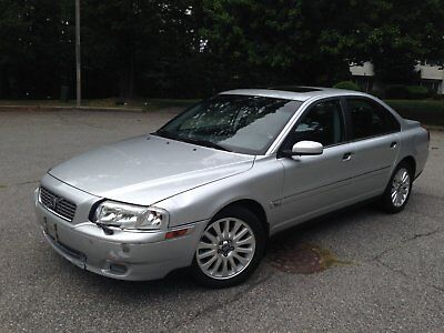 2006 Volvo S80 NO RESERVE 2006 Volvo S80 AWD - One Owner - Maintained