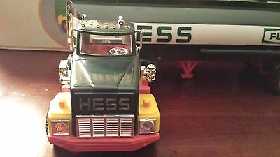 1984 Hess Truck With Box, Lights All Work,